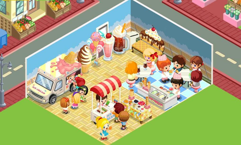Click image for larger version.  Name:Ice Cream Parlour & Stand.jpeg Views:0 Size:100.9 KB ID:59705
