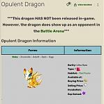 Click image for larger version.  Name:Opulent Dragon info.jpg Views:21 Size:100.1 KB ID:60620
