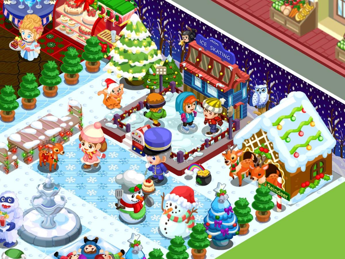 Click image for larger version.  Name:Ice Rink & Reindeer Stable.jpg Views:0 Size:206.9 KB ID:57343