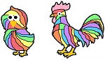 Click image for larger version.  Name:Rainbow Rooster.png Views:77 Size:39.6 KB ID:35749
