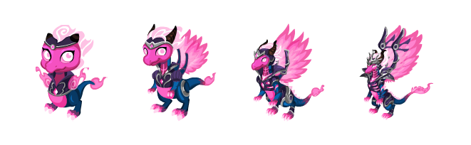 Click image for larger version.  Name:Spirit Queen Dragon.png Views:359 Size:70.3 KB ID:25464